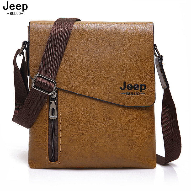 64da50c09b Jeep Tribe Tote Crossbody Leather Bag - Jeep Tribe™