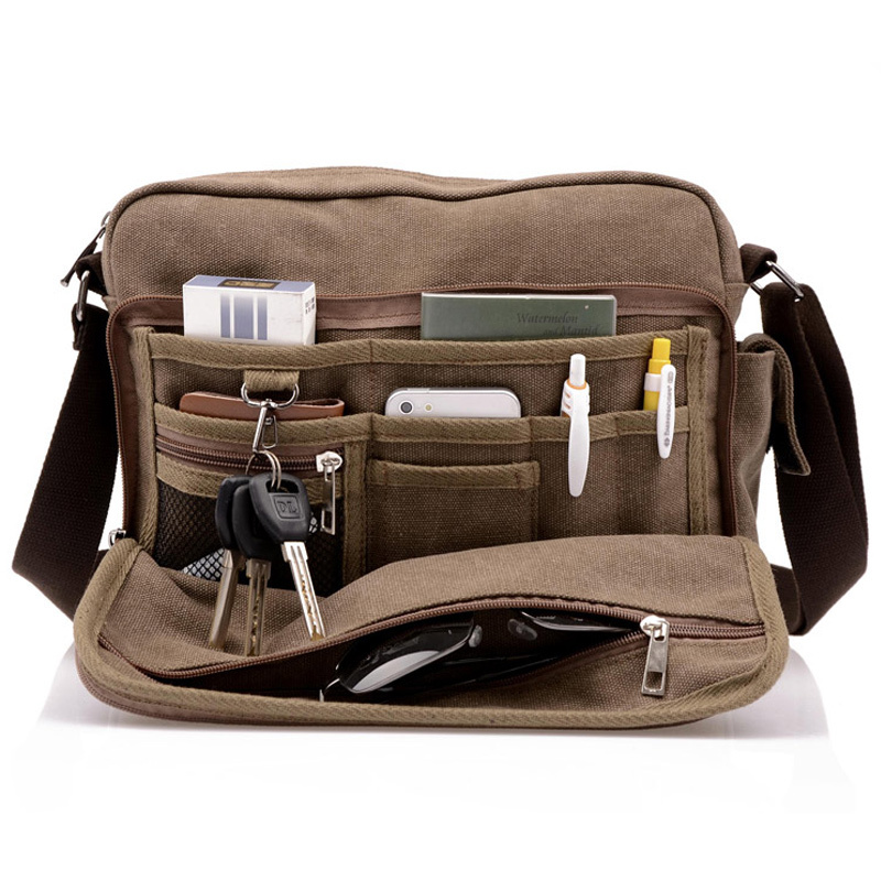 ce51ae648010 HomeBagsJeep Style Multifunction Men Canvas Casual Bag. FREE SHIPPING  +1-800-JEEP-TRI info jeeptribe.com. Sale!